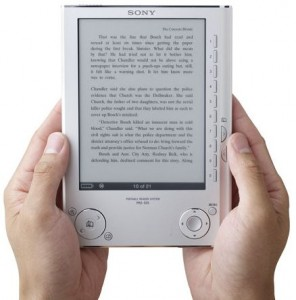 Sony PRS-505 E-Book Reader 3