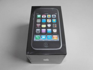 Apple iPhone 3GS Verpackung