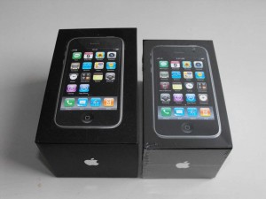 iPhone 3G vs. iPhone 3GS - Box 1