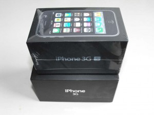 iPhone 3G vs. iPhone 3GS - Box 2