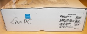 ASUS Eee PC 1101HA Side