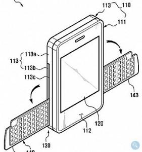 Samsung Tastatur