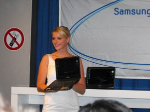 Samsung Press Conference IFA 2009 13