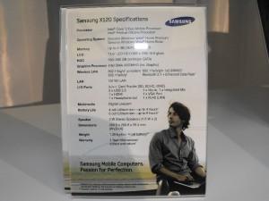 Samsung X120 12