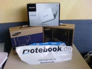 New Netbooks New Subnotebooks