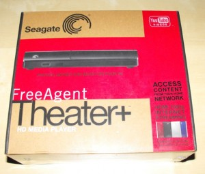Seagate FreeAgent Theater+