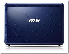MSI Wind U135 Blue - 07