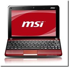 MSI Wind U135 Red - 16