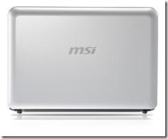 MSI Wind U135 Silver - 06