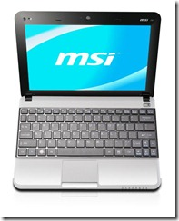 MSI Wind U135 Silver - 08