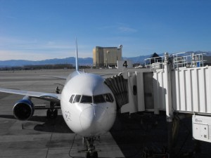Las Vegas Arrival - 1