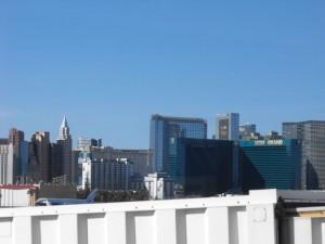 Las Vegas Arrival - 2