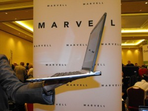 Marvell Notebook - 2