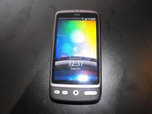 HTC Desire - 01