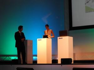 ASUS Press Conference Cebit 2010 - 11