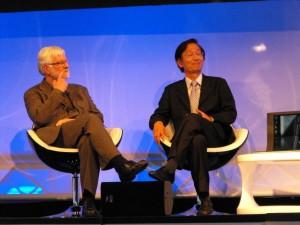 ASUS Press Conference Cebit 2010 - 15