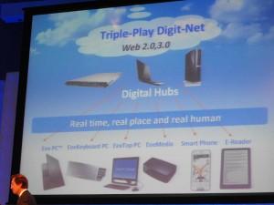 ASUS Press Conference Cebit 2010 - 17