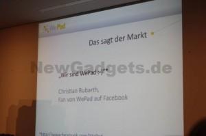 WePad Pressekonferenz - 11