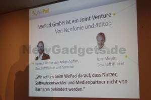 WePad Pressekonferenz - 17