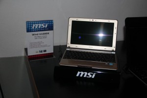 MSI Wind U160DX - 06