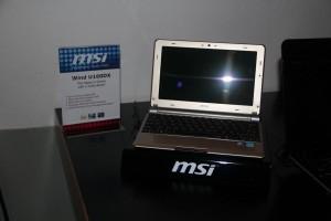 MSI Wind U160DX - 06