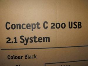 Teufel Concept C200 - 002