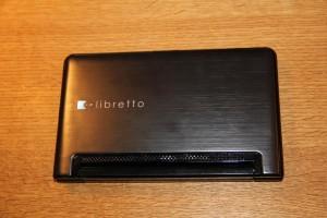 Toshiba Libretto W100 - 14
