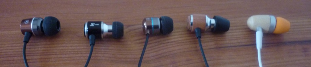 von links nach rechts: TD100, XR120Pro-II, TD1Pro, XNR120Pro, N3