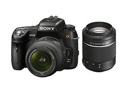 Sony Alpha 560 (Pressematerial)