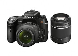 Sony Alpha 580 (Pressematerial)