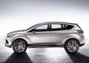 Ford Vertrek Concept - 002