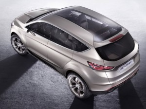 Ford Vertrek Concept - 003