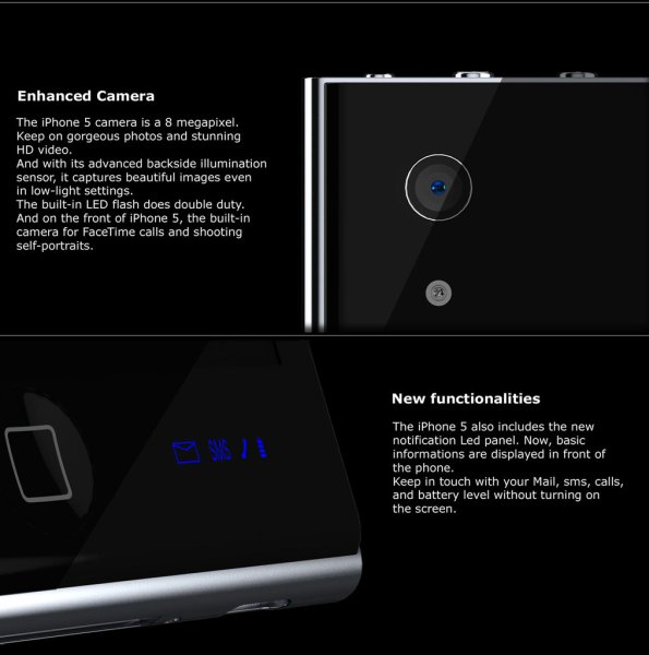 Apple iPhone 5 Design – 002 | NewGadgets.de