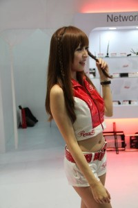 Computex Girls 2011 - 011