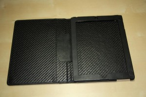Piel Frama iPad 2 Case Black - 03
