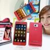 Samsung Galaxy S II pink 5