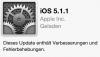 iOS 5.1.1 - 2
