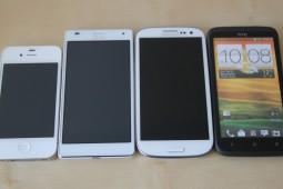 LG Optimus 4X HD - 10