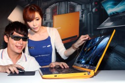 Samsung Series 7 Gamer Yellow