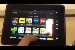 Amazon Kindle Fire HD - 3