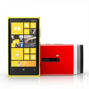 Nokia Lumia 920 Farben