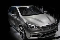 BMW ConceptTourer Front