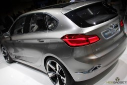 BMW ConceptTourer Rear