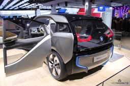BMW i3 Rear
