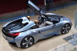 BMW i8 Top