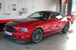 Ford Mustang GT500 - 1