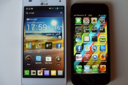 LG Optimus 4X HD Test - 3