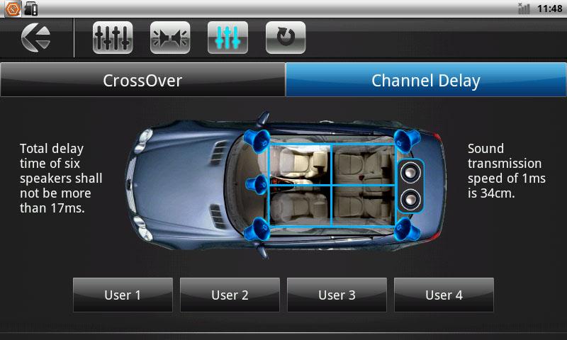 7 zoll android infotainment system zum nachr sten ab. Black Bedroom Furniture Sets. Home Design Ideas