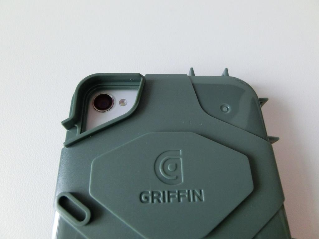 griffin survivor outdoor iphone case im test. Black Bedroom Furniture Sets. Home Design Ideas