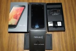 Google Nexus 4 - 4